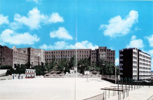 1990 학교 전경
