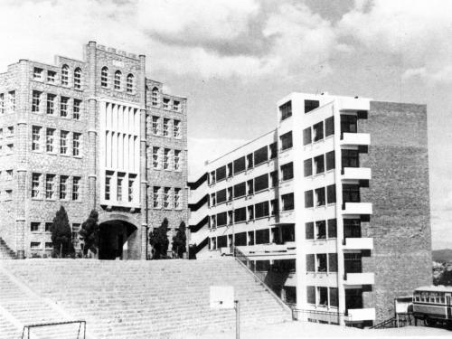 1972 운화관 봉학관