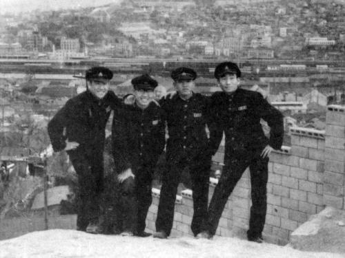 1962 만리동 고개