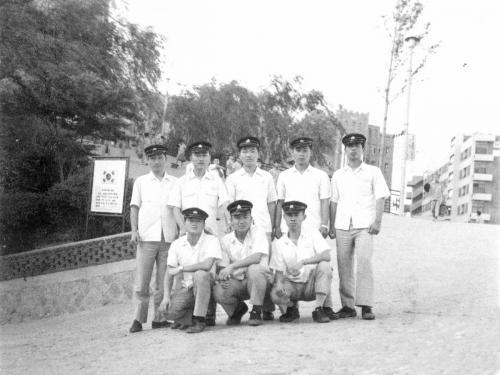 1973 학교 언덕에서