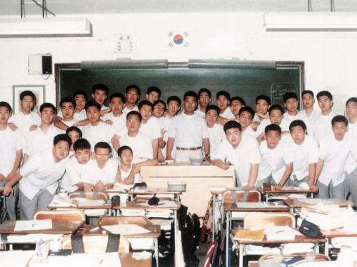 2002 교실에서