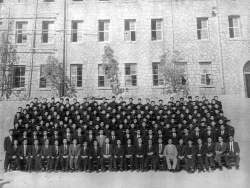 1959 졸업생 일동