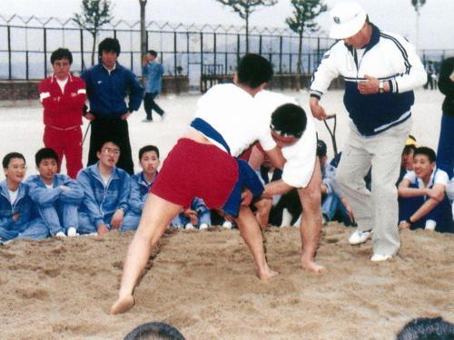 1990 체육대회 씨름
