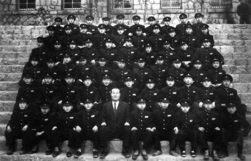1959 중학생