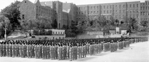 1983 교련검열