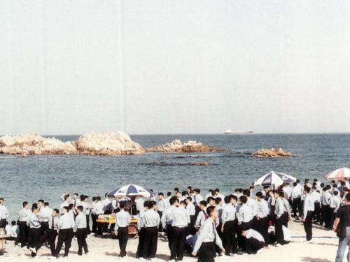 2002 수학여행