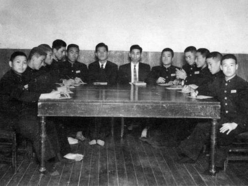 1959 학급 자치