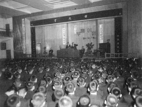 1966 부흥예배