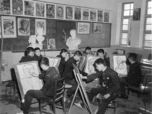 1966 미술반