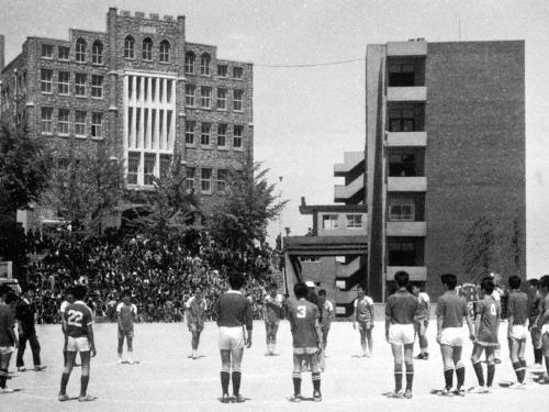 1985 중학교 체육대회 축구