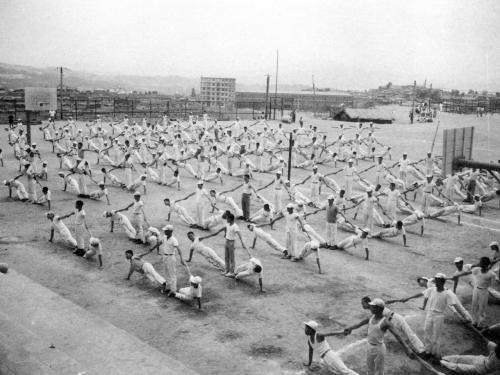 1966 체육대회 마스게임