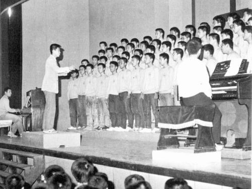 1987 성가경연대회