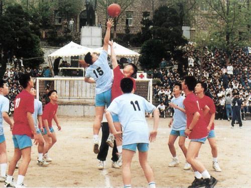 1993 체육대회 농구