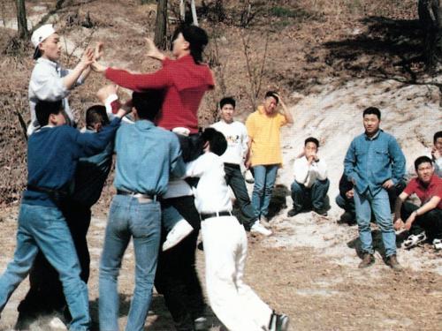 1994 등행훈련