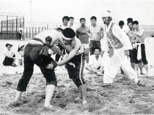 1989 체육대회 씨름